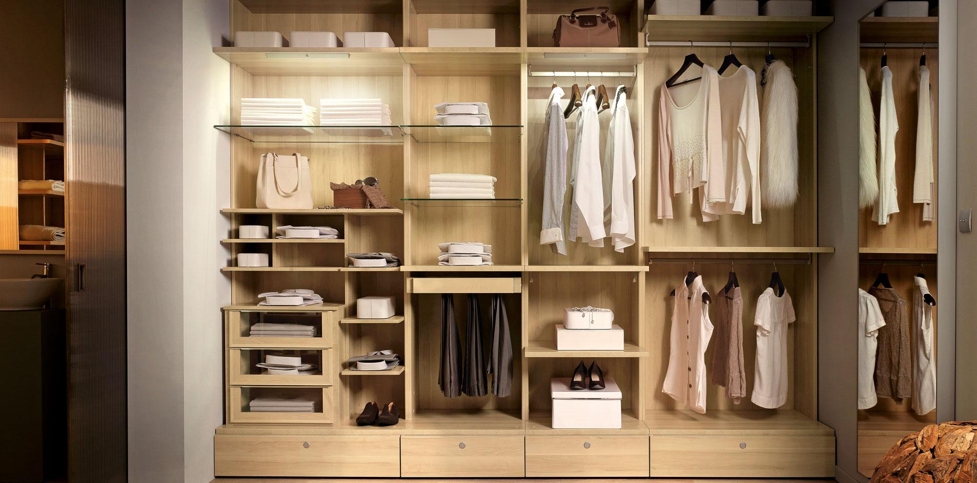 Grand Dressing Sur Mesure dressings : j'ai fait le choix du sur mesure pour ce meuble