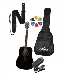pack guitare acoustique